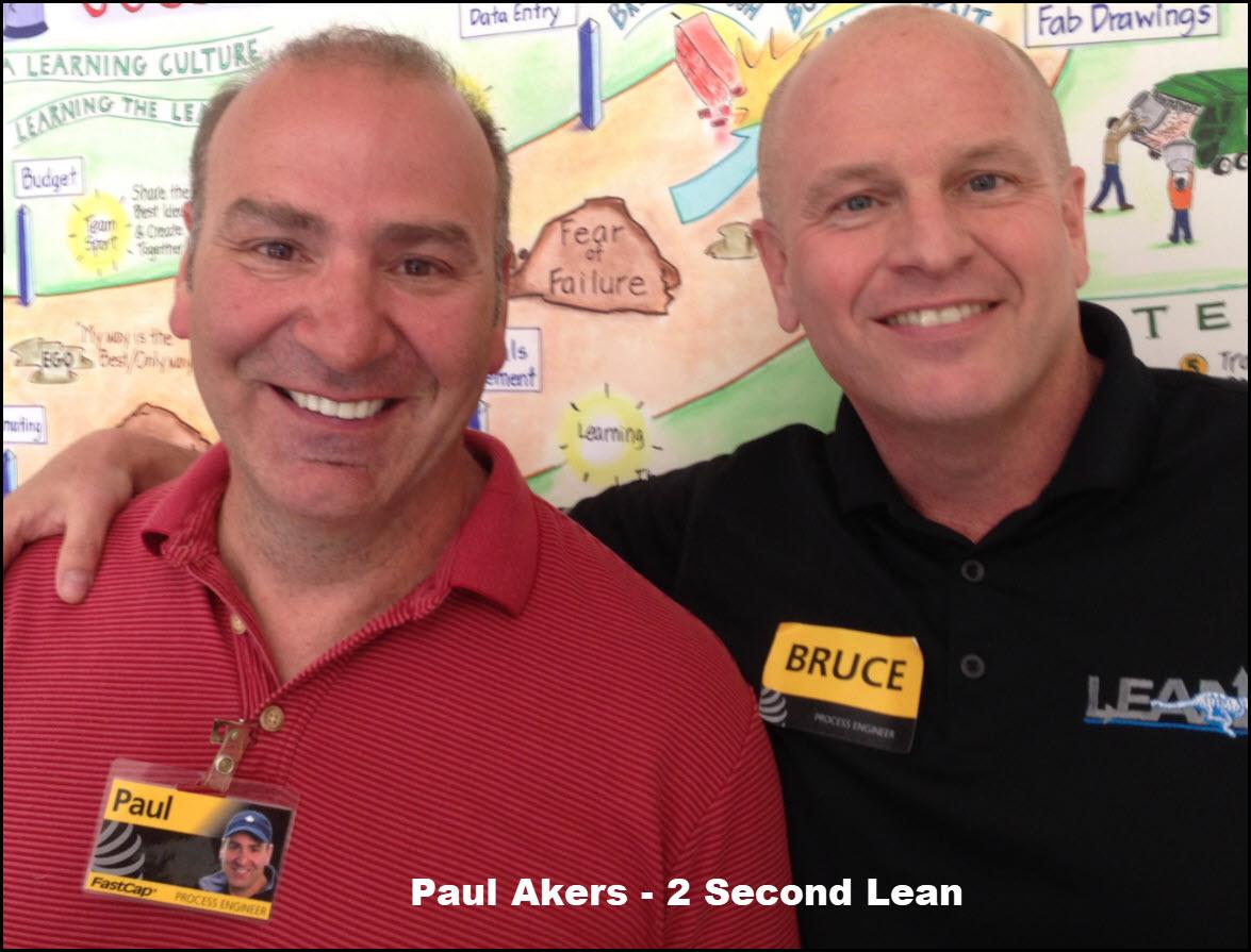 Paul Akers - 2 Second Lean